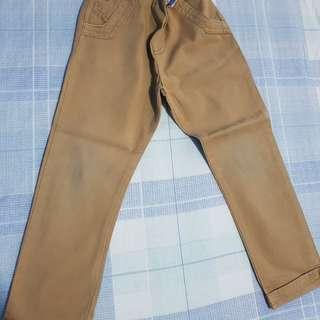 Boy's brown pants