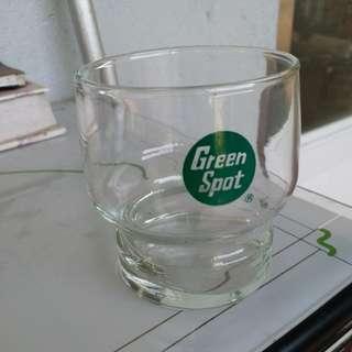 綠寶玻璃杯