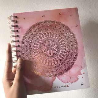 aesthetic a5 notebook🌻💫