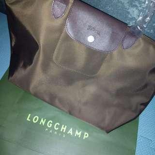 Authentic Longchamp bags large