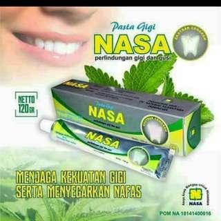 Pasta Gigi NASA
