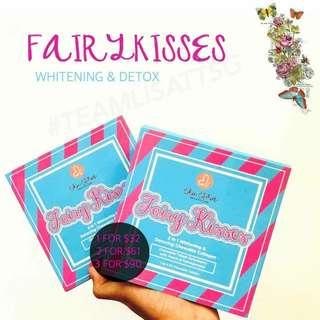 Fairy Kisses Whitening & Detox