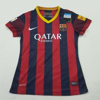 Replica Brand New With Tags Nike FC Barcelona Kids Soccer Jersey Medium