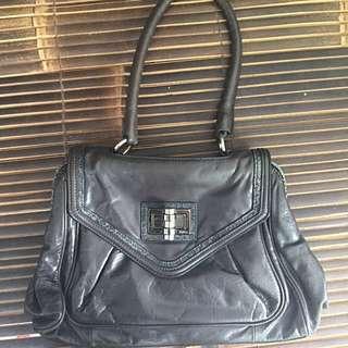 Mimco Grey Doctor Bag