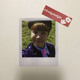 [WTS] BTS Young Forever Official J-Hope/Hobi PC