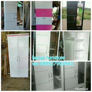 Pintu2 warna pilih sesuai keinginan