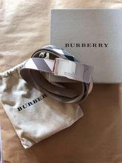Burberry 女裝皮帶