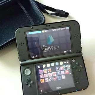 """""""NEW"""" Nintendo 3DS Modded (Black)"""