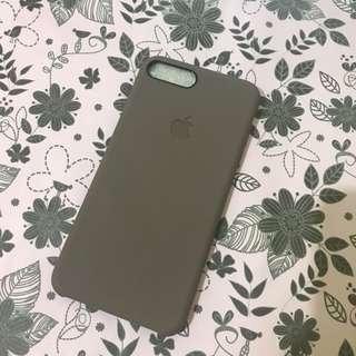 Brown Soft Case ip 7+