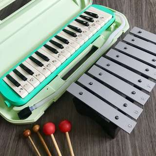 Melodian, Xylophone & Mallets