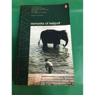 Memories of Malgudi (02 books)