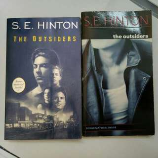 S. E. Hinton - The Outsider