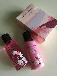Cherry Blossom 🌸 Body Set