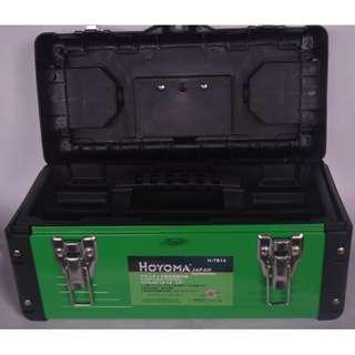Plastic Iron Tool Box