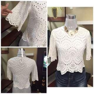 Korean blouse small