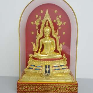 phra chinnaraj Bucha phitsanulok temple BE 2554