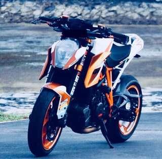 KTM Superduke 1290R Special Edition