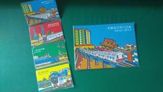 港鐵MTR35載紀念票