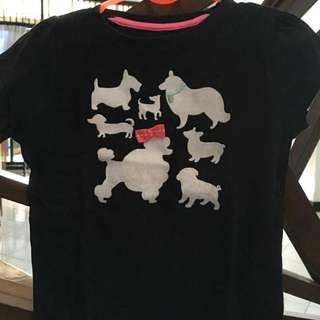 T Shirt Brand GYMBOREE