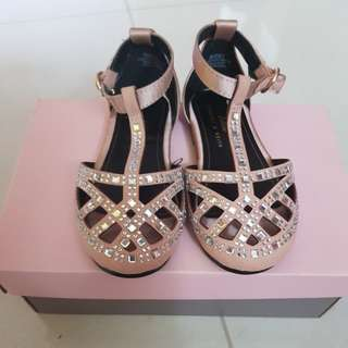 Baby Diamond Shoe