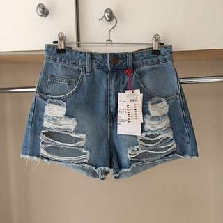 COTTON ON The Flashback High Rise Short