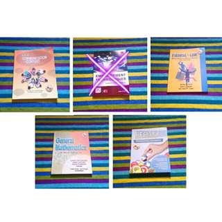 SENIOR HIGH GRADE 11 TEXTBOOKS