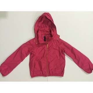 Ralph Lauren jacket with hoodie for girls