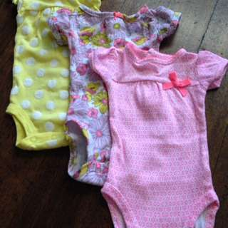 Carter's Onesies NB for Take all EUC