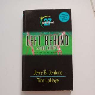 Left Behind >The Kids<