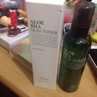 Benton Aloe Bha Skin Toner #CNY2018