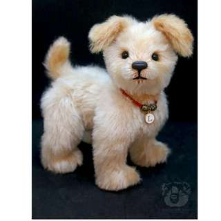 Artist Puppy, Lucky by Wayneston Bears