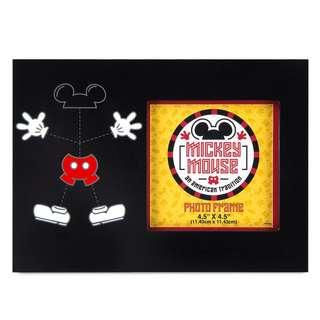 I Am Mickey Mouse Wood Photo Frame
