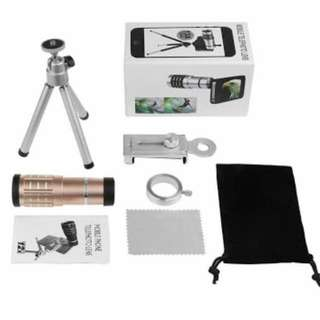 Telephoto Lens for Mobile Phone