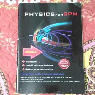 SPM PHYSICS