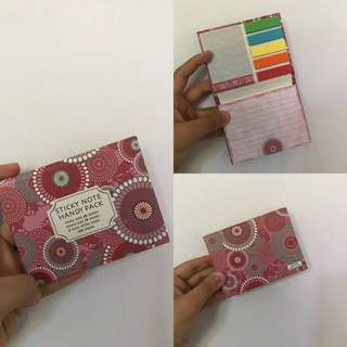 Red Post Its
