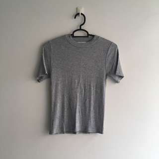 Grey Shirt (Stretchy and Comfortable)