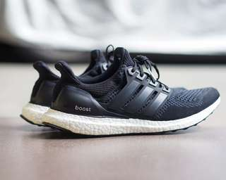 Adidas ultraboost 1.0 core black