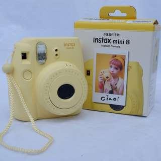 Fuji film instax mini 8