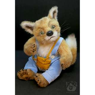 Artist Fox, Reynard by Wayneston Bears