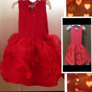 Tarte tatin dress semi gown