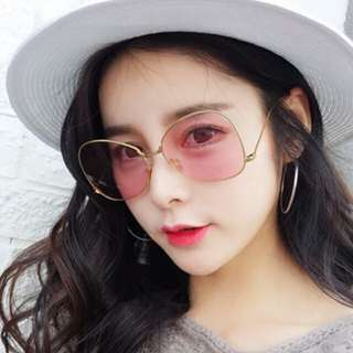 (PO) 7 Colours - Curved Sides Sunglasses
