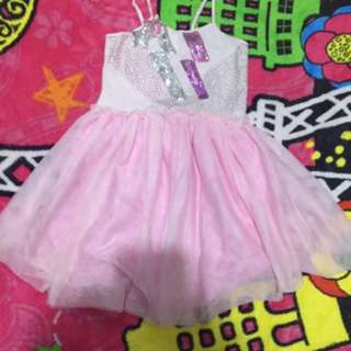 Cotton on tulle tutu dress