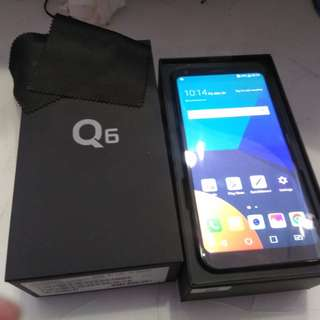 LG MOBILE LG Q6