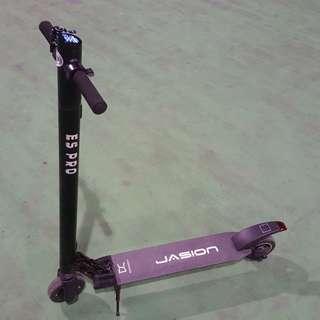 JASION ES PRO 電動滑板車