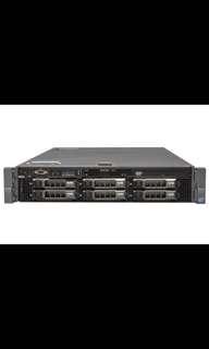 Dell Server R710, 32GB RAM, 600GB Hard Disk,