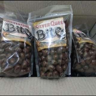 Coklat Bites Silver Queen
