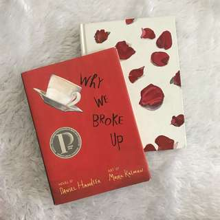 Why We Broke Up : Daniel Handler