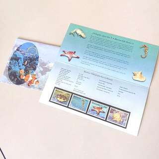Presentation Pack Marine Life Series V