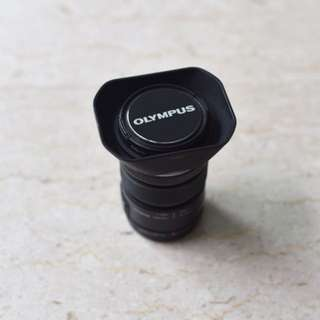 Olympus 12-50mm lens