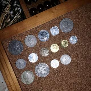 Old Philippine coins (take all)